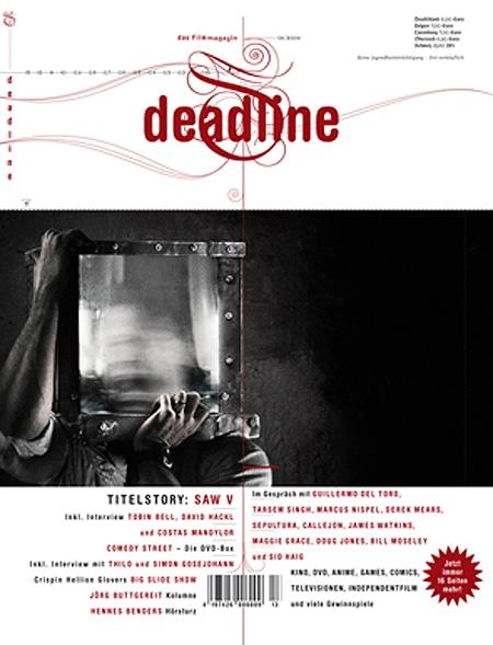 Deadline Ausgabe #13