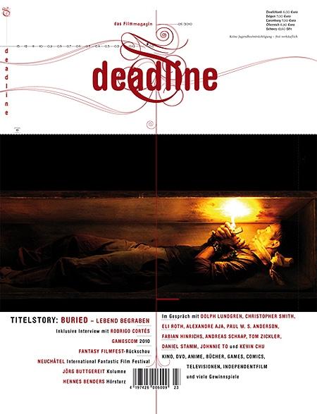 Deadline Ausgabe #23