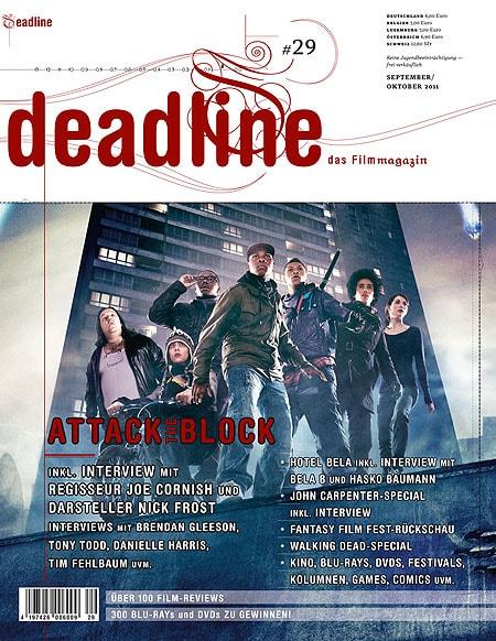 Deadline Ausgabe #29