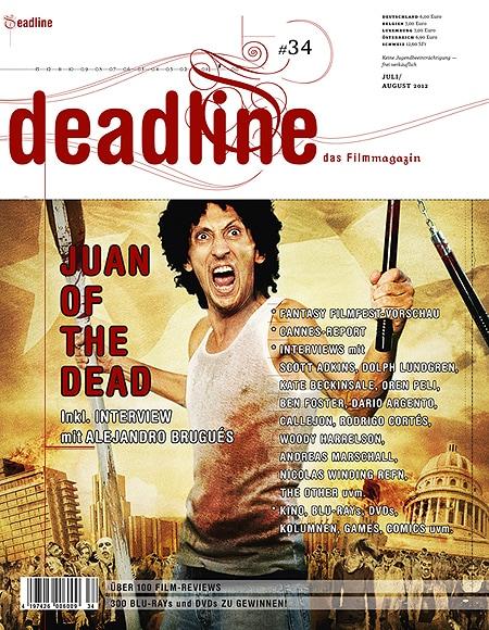 Deadline Ausgabe #34