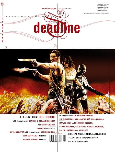 Deadline Ausgabe #22