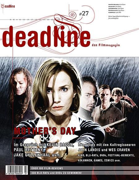 Deadline Ausgabe #27