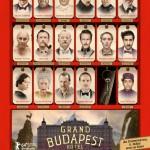 Grand Hotel Budapest Cover