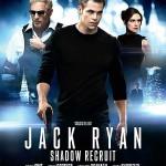 Jack Ryan Shadow Recruit Cover