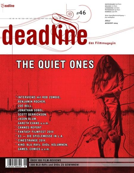 Deadline Cover #46
