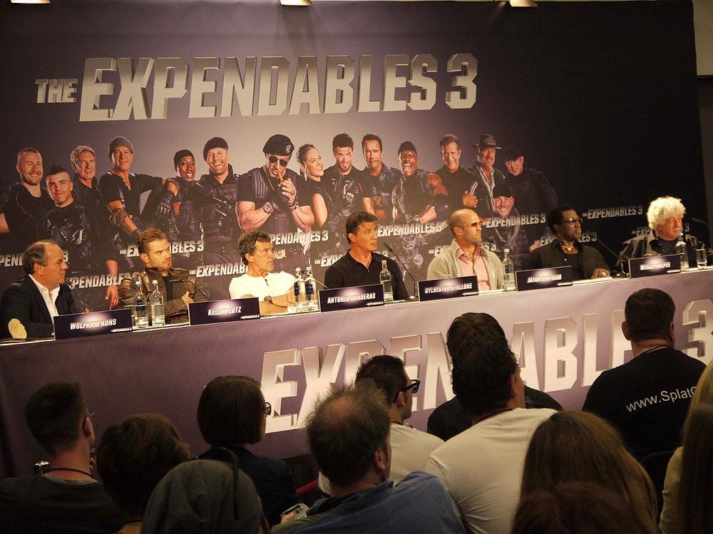 Expendables 3 Premiere