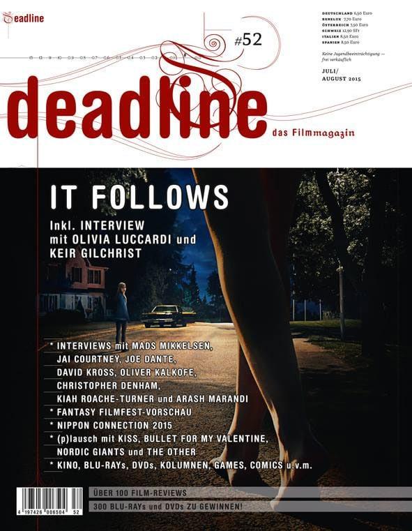 Deadline Ausgabe 52