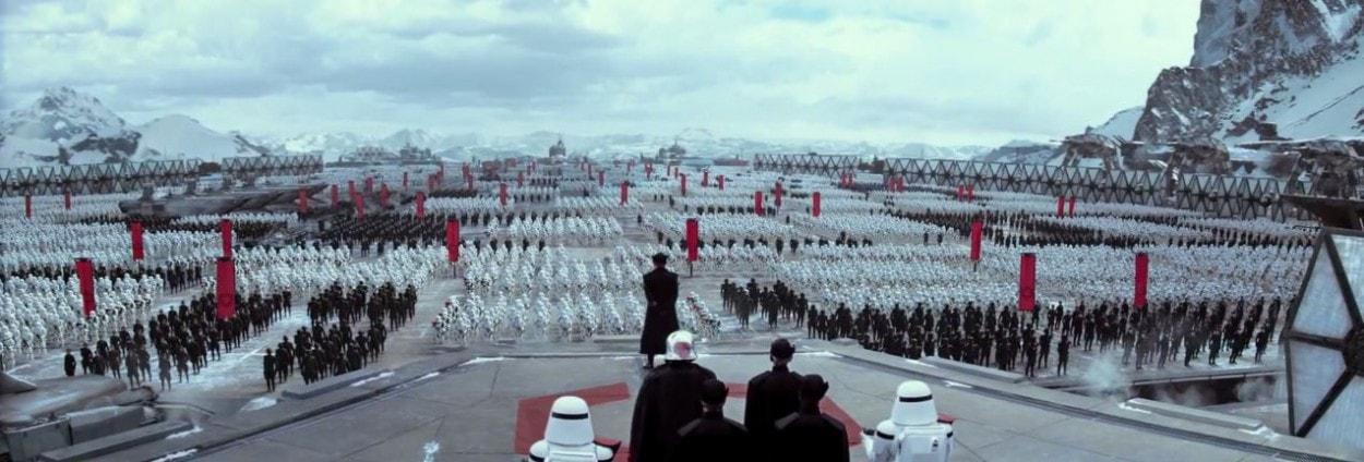 Star Wars Korea TV Ad