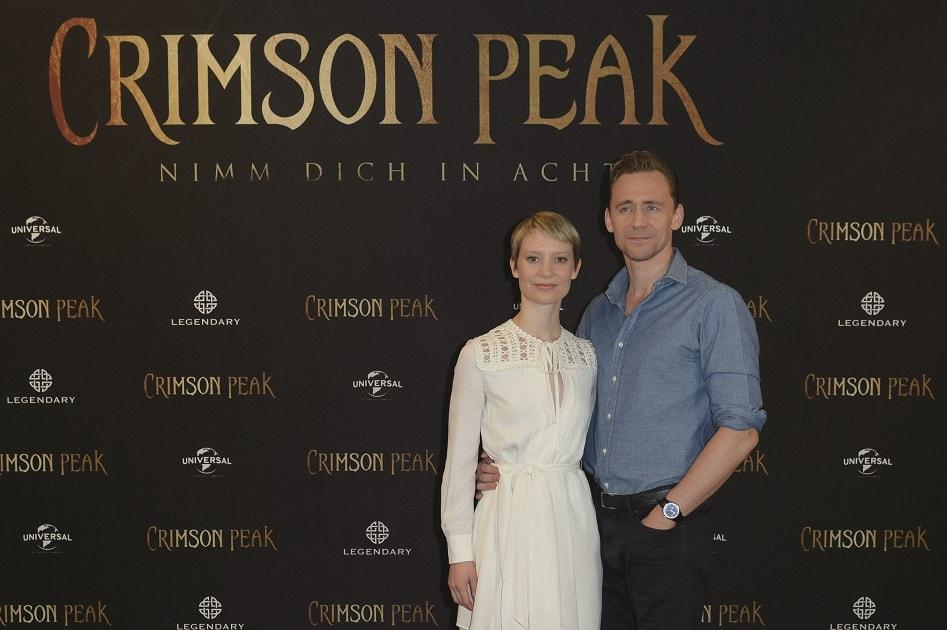 "Photocall ""Crimson Peak"" im Hotel Regent in Berlin am 30.09.2015"