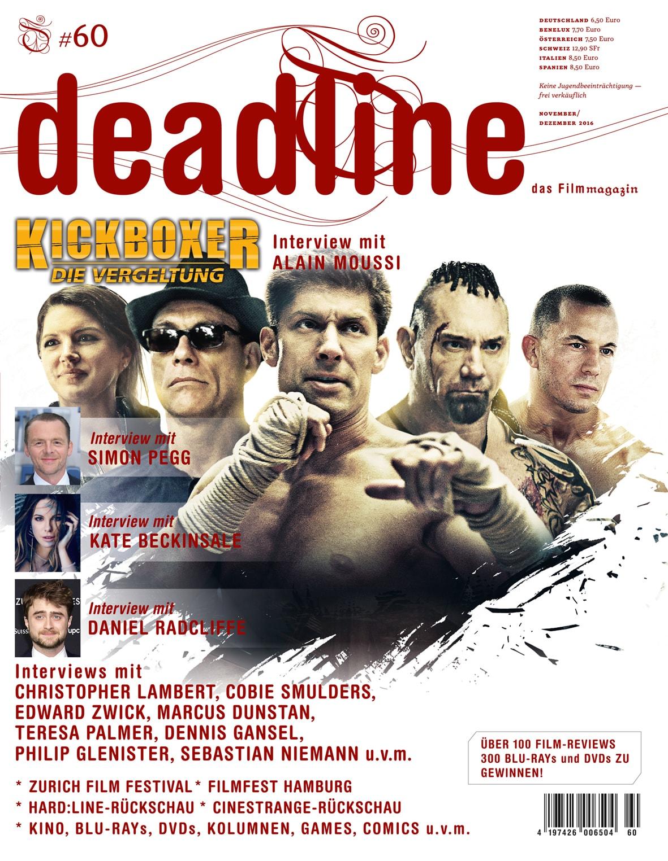 Cover Deadline #60