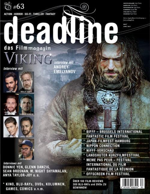Deadline Cover #63
