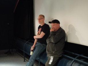 Jörg Buttgereit und Mike Neun