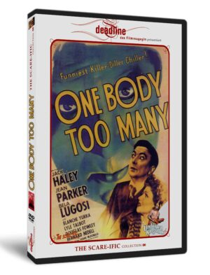 scare-ific 6 one body too many