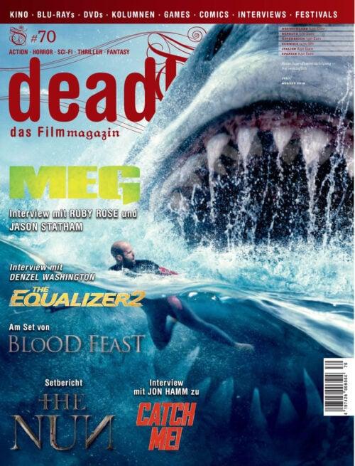 deadline #70 cover