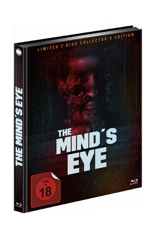 The Mind's Eye Blu-ray Mediabook Cover B