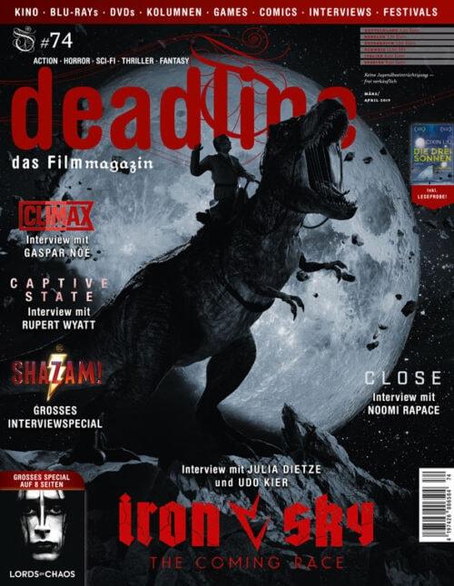 Deadline Cover #74