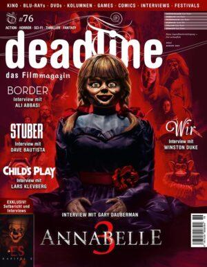 Deadline Cover #76
