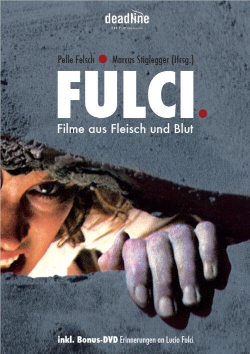 Fulci Buch Cover Single