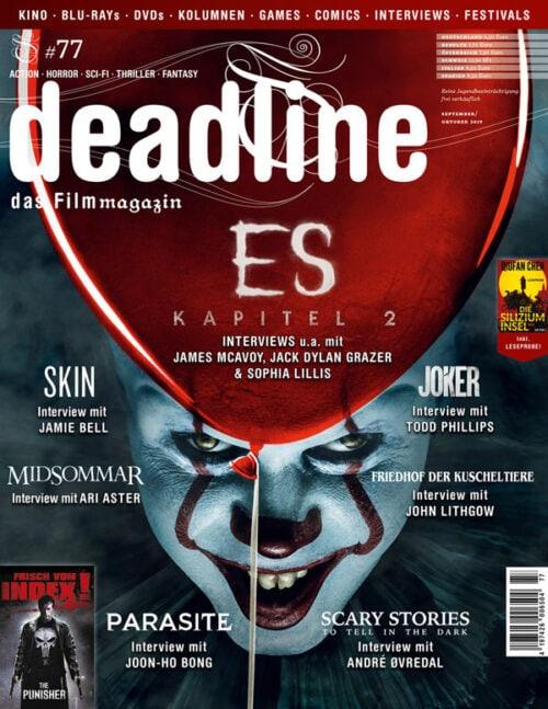 Deadline Cover #77
