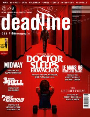 Deadline Cover #78