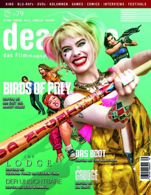 Deadline Cover #79