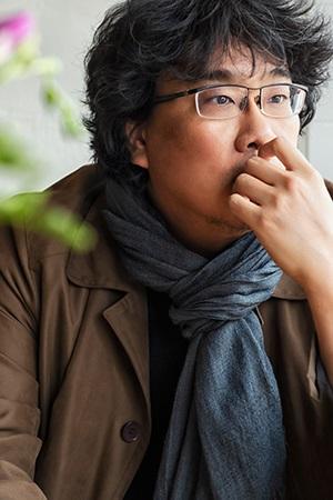 PARASITE-Regiseur Bong Joon-ho