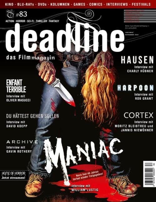 Deadline Cover #83