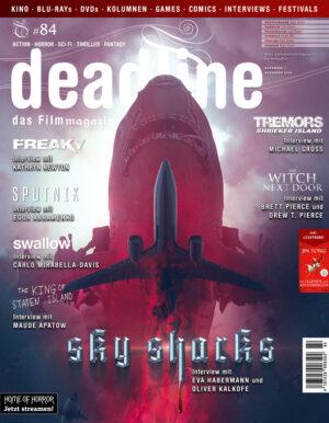 Deadline #84 Cover