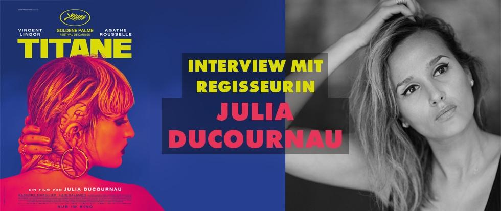 INTERVIEW MIT REGISSEURIN JULIA DUCOURNAU ZU TITANE
